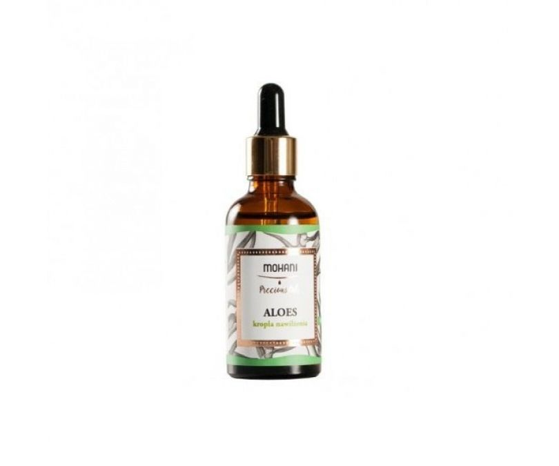 MOHANI Olej (macerat) Aloesowy BIO 50ml